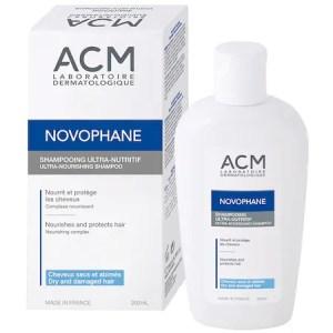 Sampon ultra-nutritiv ACM Novophane, 200 ml