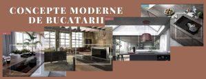Conceptul de bucatarie moderna Faber