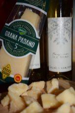 Jocul iubirii dintre Ice Wine si Grana Padano la 5 Continents!4 - Copy