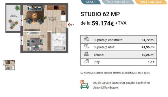 Studio Boreal Plus