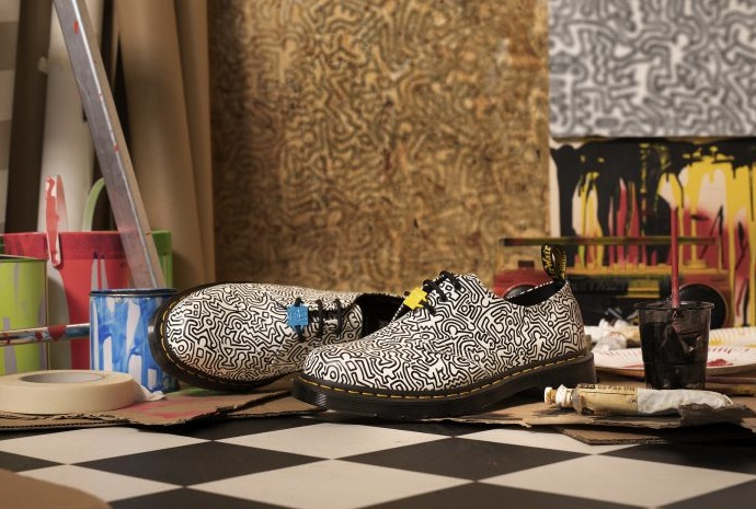 DR. MARTENS X KEITH HARING 4