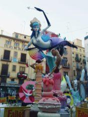 Valencia Las Fallas 2