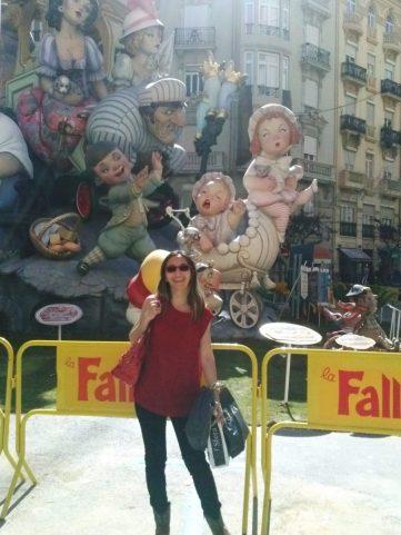 Valencia Las Fallas 8