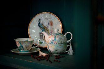 Set pentru servirea ceaiului