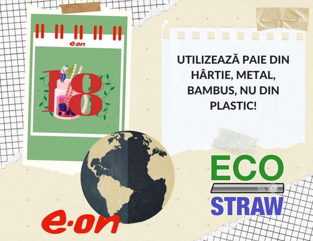 Calendar de sustenabilitate ziua 18
