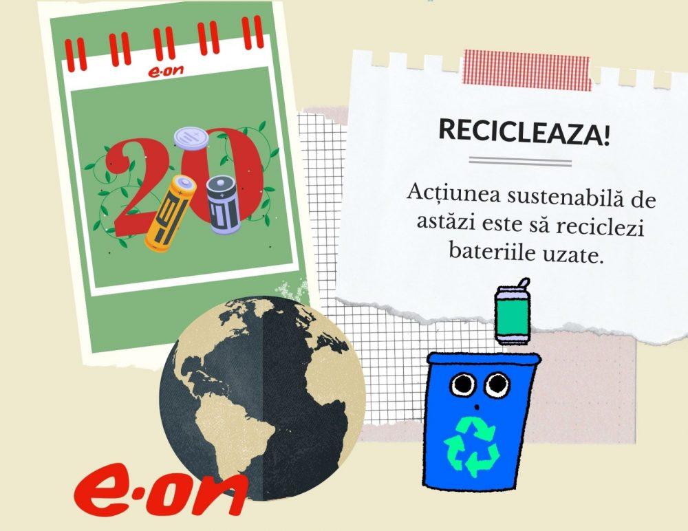 Calendar de sustenabilitate ziua 20