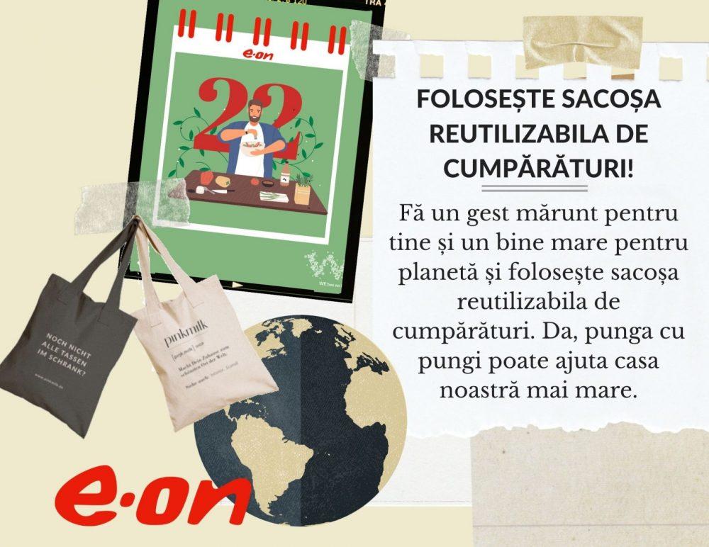 Calendar de sustenabilitate ziua 22