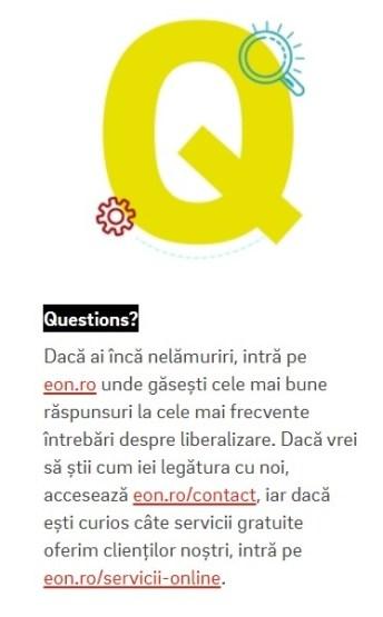 Questions din alfabetul liberalizarii 1