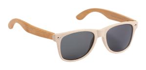 Alege obiecte promotionale personalizate ecologice, iar clientii isi vor aminti de tine- Ochelari de soare cu brate din bambus