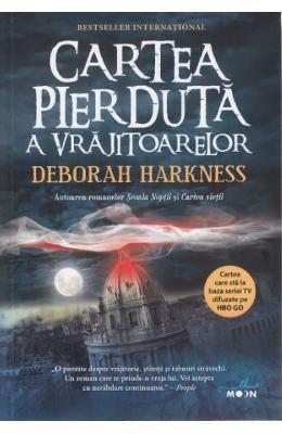 Cartea pierduta a vrajitoarelor - Deborah Harkness