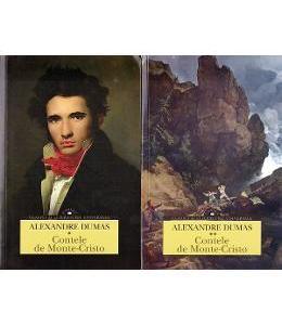 Contele de Monte-Cristo. Vol.1+2 - Alexandre Dumas