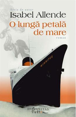 O lunga petala de mare - Isabel Allende