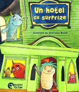 Un hotel cu surprize - Thomas Montasser