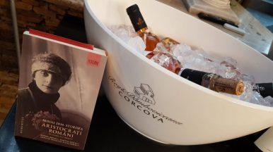 Eleganță și rafinament frantuzesc într-o degustare Corcova și Delaco 5