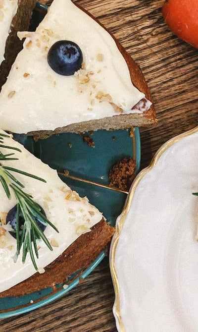 キャロットケーキの作り方🥕 「calotte cake」【Raluのパティシエ講座】#36