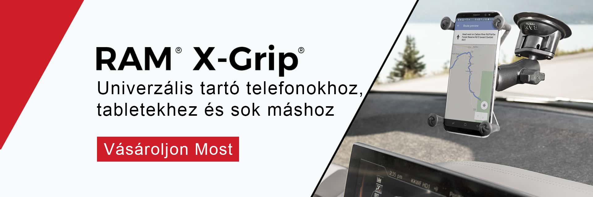 RAM X-Grip