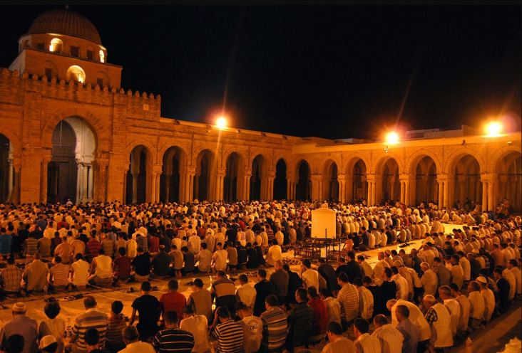 Nightly prayers (Tarawih)