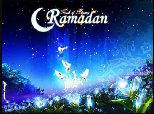 Ramadan Quotes, Wishes, Greetings in Arabic