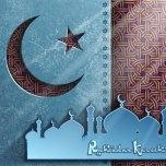 ramadan kareem cards template