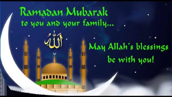 ramazan mubarak wishes 2019