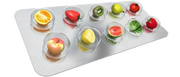Nutraceuticals - blister pack