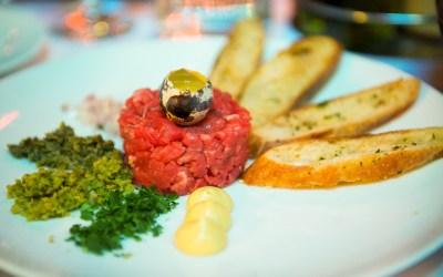 Steak tartar de ternera ecológica