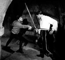 Still from The Prisoner of Zenda