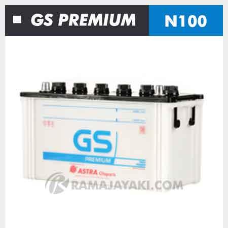 Aki GS Premium N100