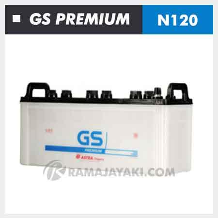 Aki GS Premium N120