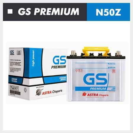 Aki GS Premium N50Z