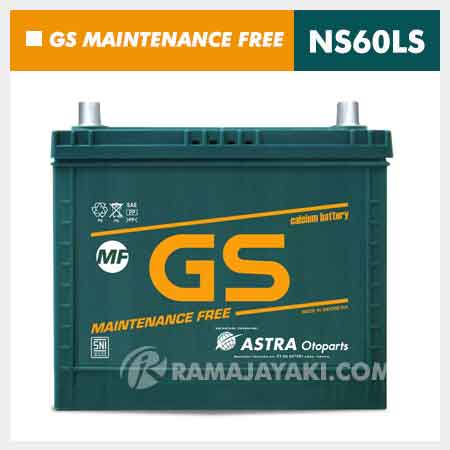 Aki GSMF NS60LS