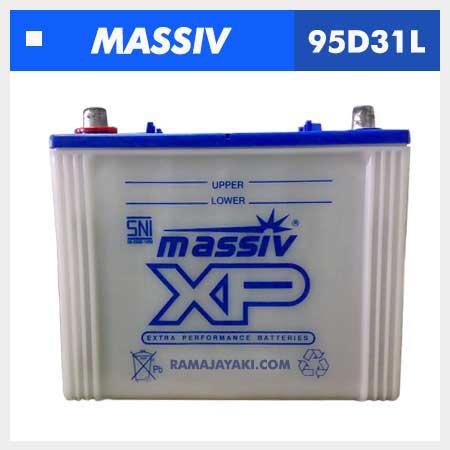 Aki Massiv 95D31L