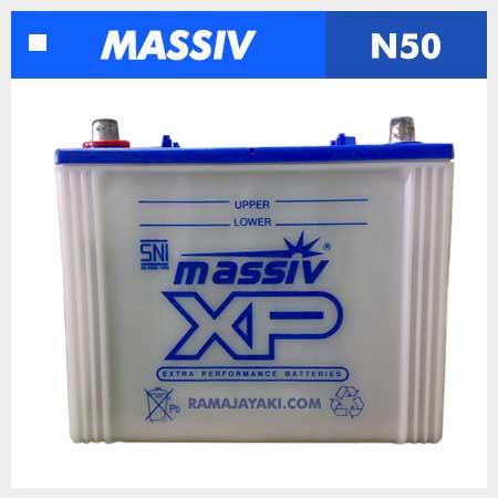 Aki Massiv N50