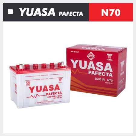 Aki Yuasa N70