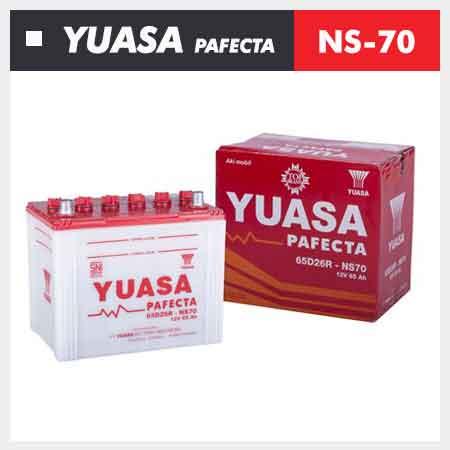 Aki Yuasa NS70