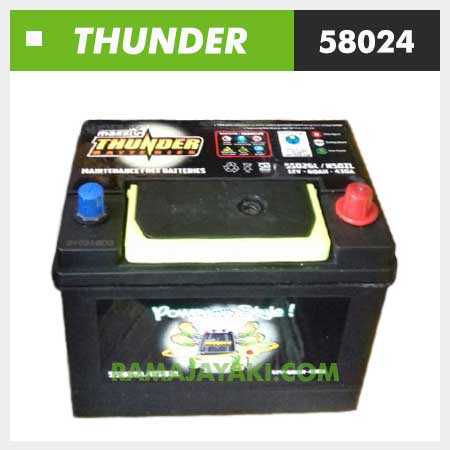 Aki Thunder 58024