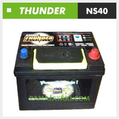 Aki Thunder NS40