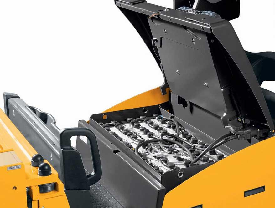 Jenis-Jenis Aki Battery untuk Alat Berat