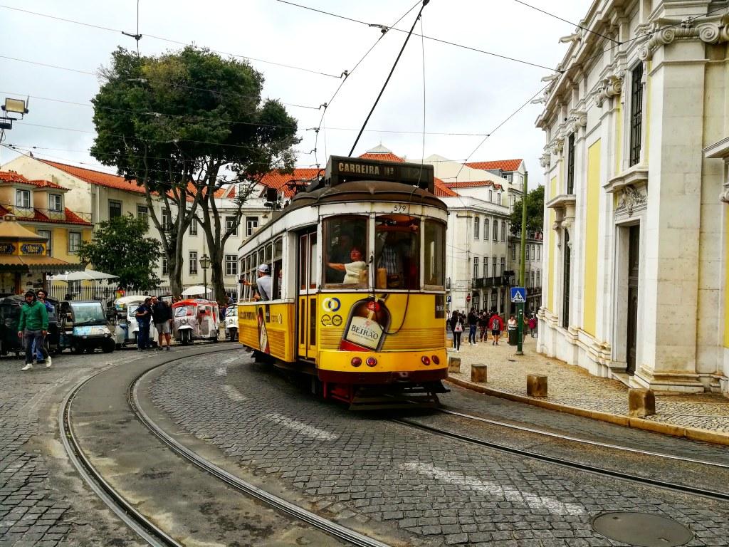 Tranvía - Lisboa