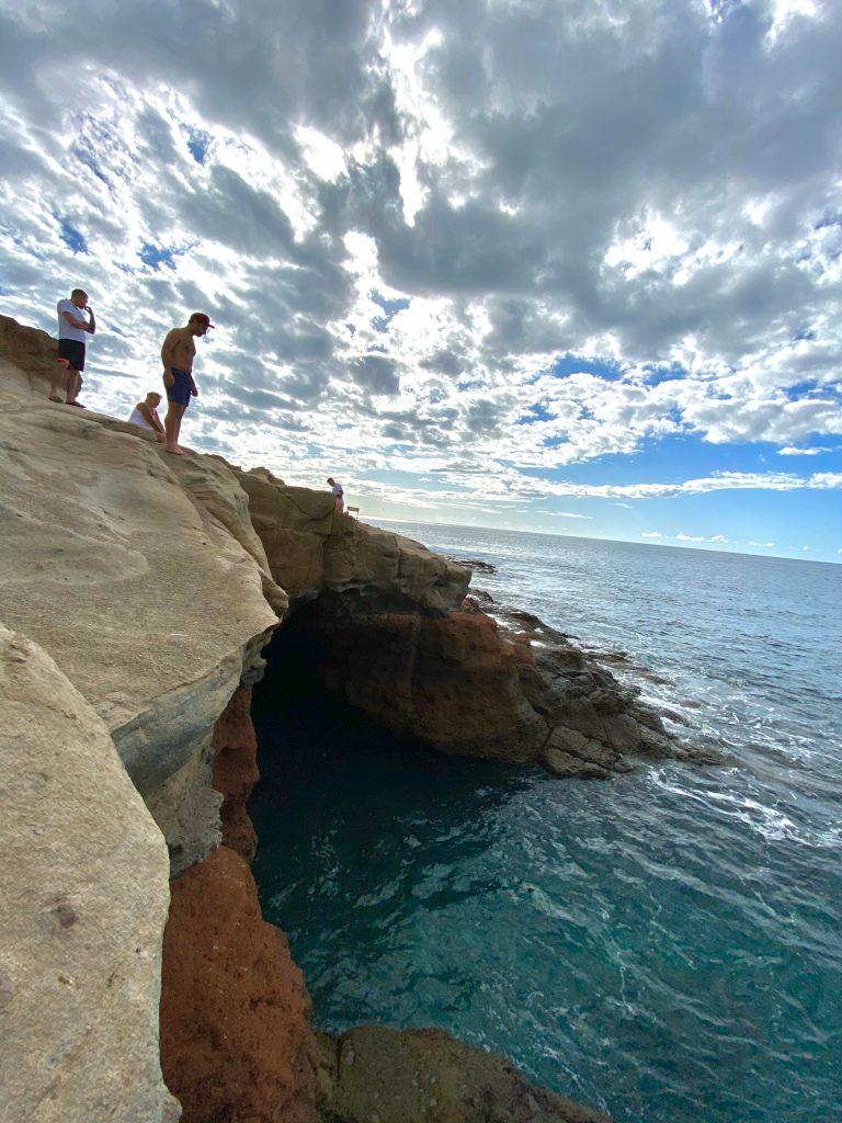 Cueva Bufadero de Tauro