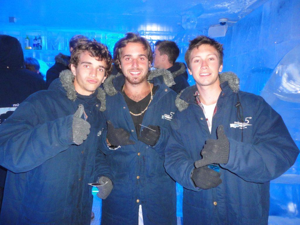 Ice Bar de Queenstown