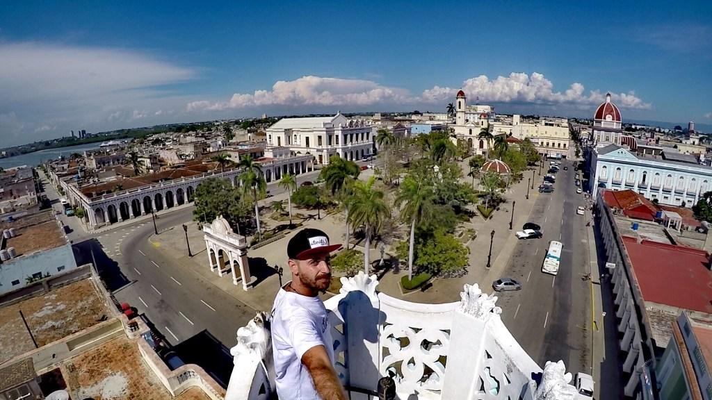 Mirador Palacio Ferrer - Cienfuegos - lugares para ver en Cuba