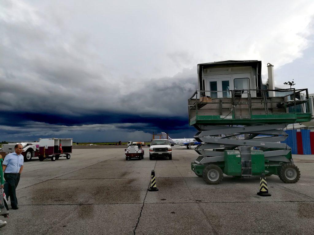 Aeropuerto de Georgetown