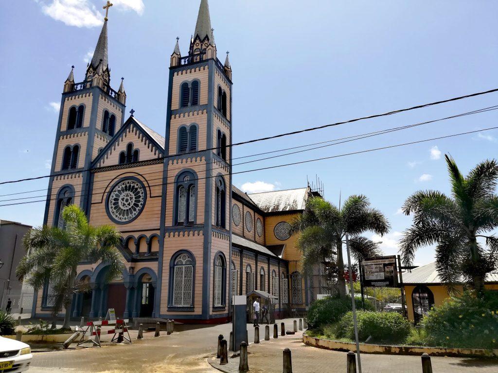 Catedral de San Pedro - Surinam