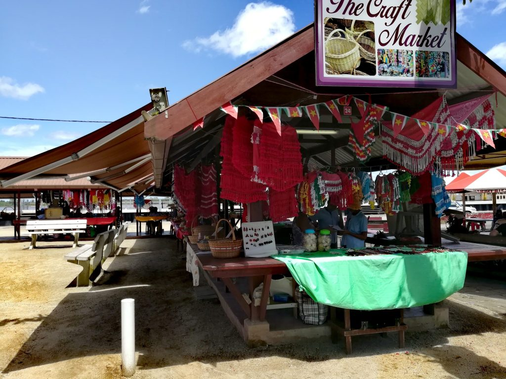 Craft Market de Surinam