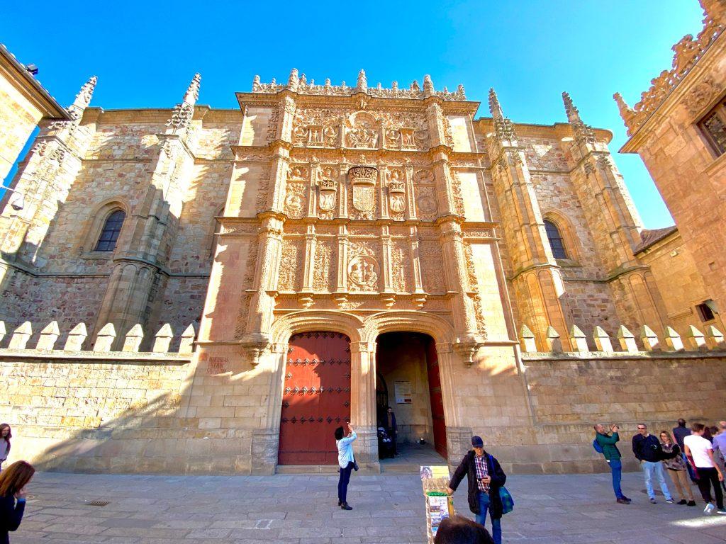 Universidad - Qué ver y hacer en Salamanca