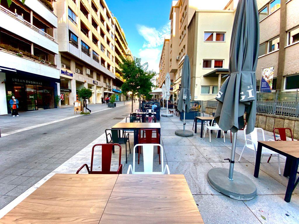 Calle San Pedro de Alcántara