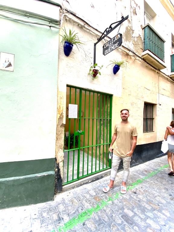 Callejón del Duende de Cádiz