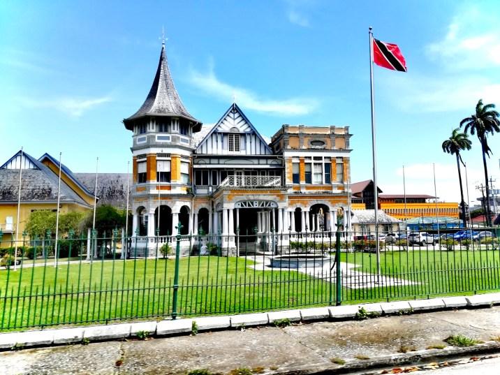 Arquitectura en Port of Spain