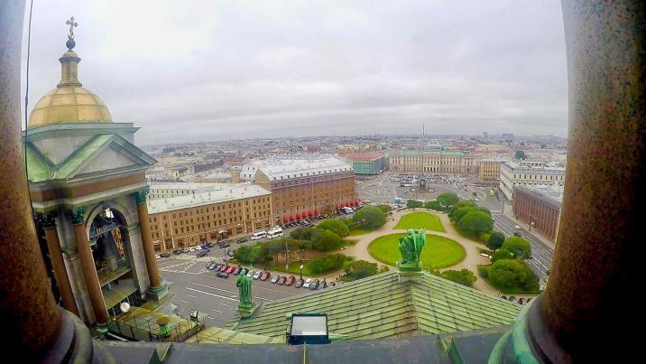 Catedral de San Isaac - San Petersburgo -  La ciudad que cambia de nombre